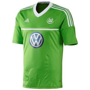 Adidas Wolfsburg 12/13 (H) S/S W67467