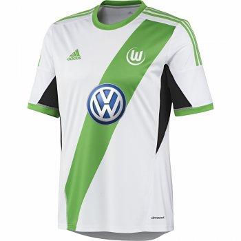 Adidas Wolfsburg 13/14 (H) S/S G68990