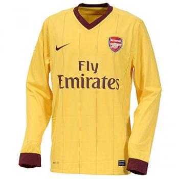 Nike Arsenal 10/11 (A) L/S 386825-749