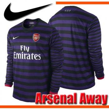 Nike Arsenal 12/13 (A) L/S 479305-547