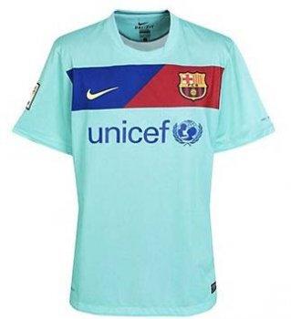 Nike FC Barcelona 10/11 (A) S/S 382358-310