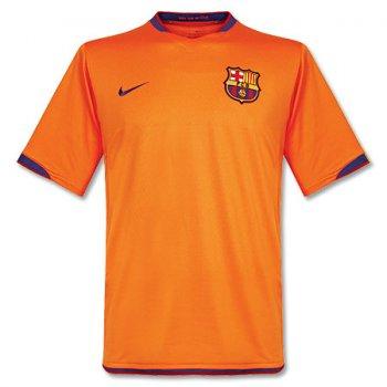 Nike FC Barcelona 06/07 (A) S/S