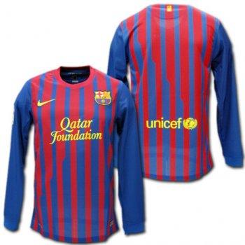 Nike FC Barcelona 11/12 (H) L/S 419878-486