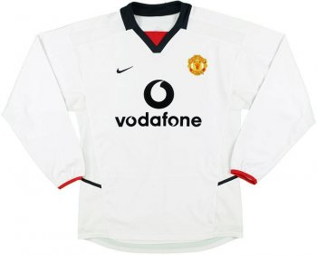 Nike Manchester United 02/03 (A) L/S