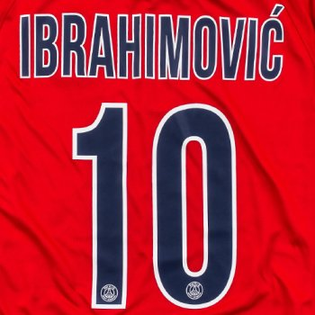 Paris Saint Germain 14/15 (3RD) UCL Nameset