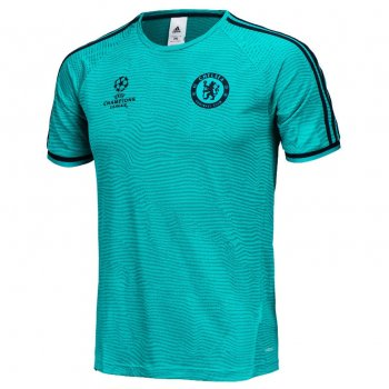 Adidas Chelsea 15/16 UCL EU Training  S/S Jersey S12099