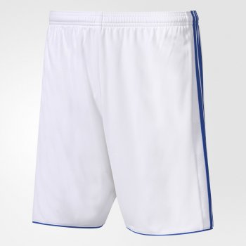 Adidas Tastigo 17 Shorts WHT/BLU BJ9126