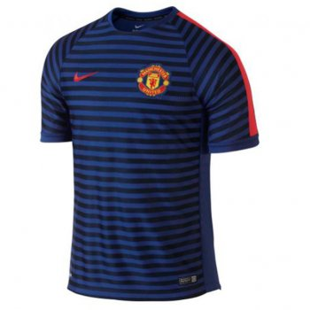 Nike Manchester United 14/15 Squad S/S Training Top 636183-417