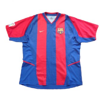 Nike FC Barcelona 02/03 (H) S/S