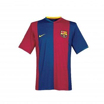 Nike FC Barcelona 06/07 (H) S/S