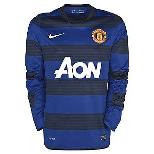 Nike Manchester United 11/12 (A) L/S 423936-403