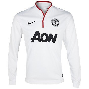 Nike Manchester United 12/13 (A) L/S