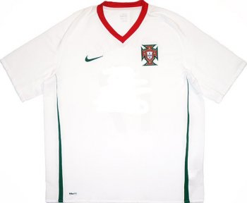 Nike National Team 2008 Portugal (A) S/S