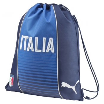 Puma national Team 2016 Italia Fanwear Gym Sack BU 073987-01