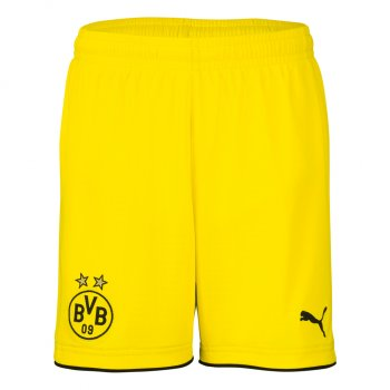 Puma BVB 16/17 (H) Int't Replica Shorts YEL 749827-01