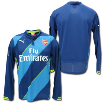 Puma Arsenal 14/15 (3RD) L/S Replica Shirt 746454-04