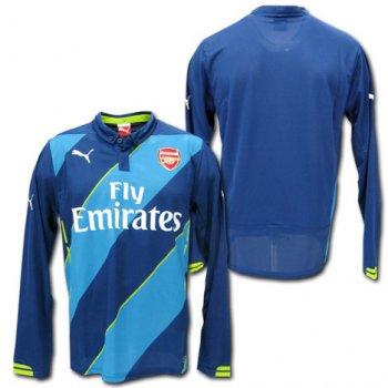 Puma Arsenal 14/15 (3RD) L/S Replica Shirt 746454-04