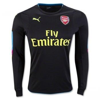 Puma Arsenal 16/17 (H) GK SHIRT L/S BLK 749706-21