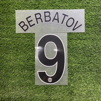Manchester United 10/11 (A) UCL NAMESET