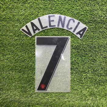 Manchester United 12/13 (A) UCL NAMESET