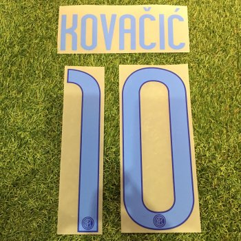 Inter Milan 14/15 (H) Letters and Numbers
