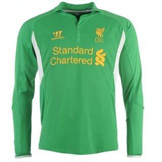 Warrior Liverpool 12/13 (H) GK L/S WSTM202
