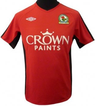 Umbro Blackburn Rovers FC 10/11 (A) S/S
