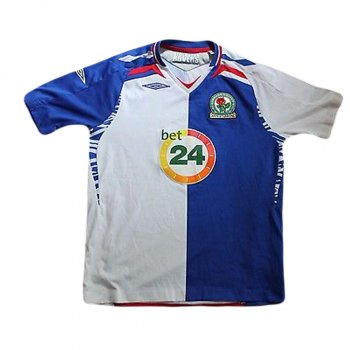Umbro Blackburn Rovers FC 07/08 (H) S/S