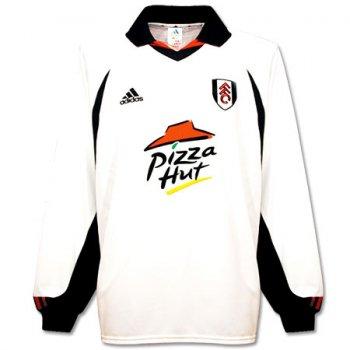 Adidas Fulham 01/02 (H) L/S
