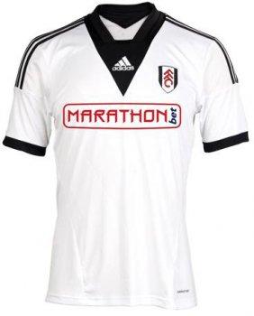Adidas Fulham 13/14 (H) S/S