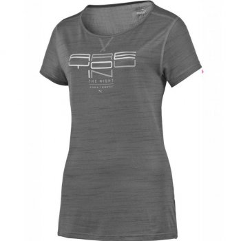 Puma Running NightCat Women's Tee S/S GRAY 514328-01