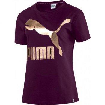 Puma Archive Logo Tee WINETASTING 572267-05