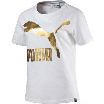 Puma Archive Logo Tee WHT 572267-32