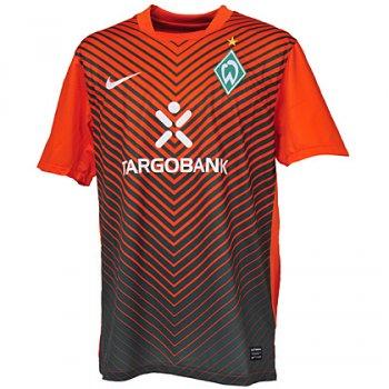 Nike Werder Bremen 11/12 (A) S/S 419500-827
