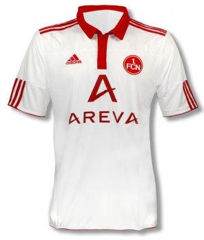 Adidas FC Nürnberg 10/11 (A) S/S U40872