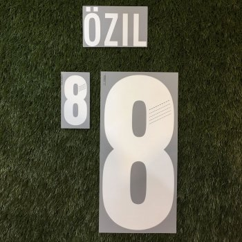 National Team Euro 2012 Germany (A) Letters and Numbers