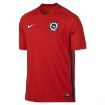 Nike National Team 2016 Chile (H) S/S