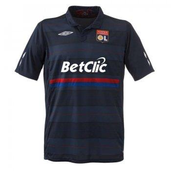 Umbro Lyon 09/10 (3RD) S/S Euro Shirt