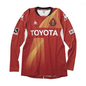 Le Coq Sportif  Nagoya Grampus 名古屋八鯨 14/15 (H) L/S QH84114GR-RED