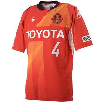 Le Coq Sportif  Nagoya Grampus 名古屋八鯨 14/15 (H) S/S QH74114GR-RED