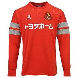 Le Coq Sportif  Nagoya Grampus 名古屋八鯨 16/17 Sweater TOP QH-16216GR-MRD