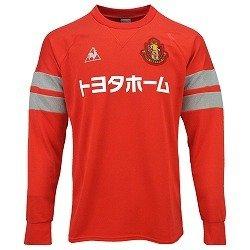 Le Coq Sportif  Nagoya Grampus 名古屋八鯨 16/17 Sweater TOP QH-16216GR-MRD