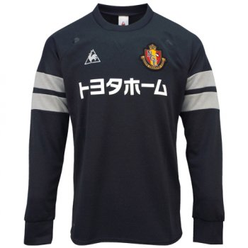 Le Coq Sportif  Nagoya Grampus 名古屋八鯨 16/17 Sweater TOP QH-16216GR-MBK