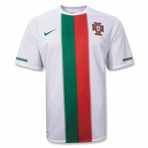 Nike National Team 2010 Portugal (A) S/S 376896-105