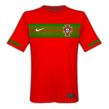 Nike National Team 2010 Portugal (H) S/S 376894-611