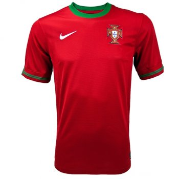Nike National Team 2012 Portugal (H) S/S 447883-638