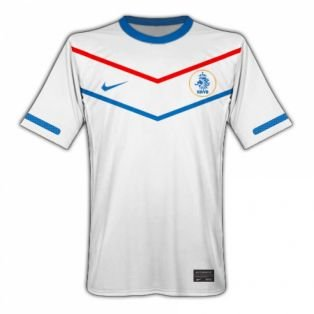 Nike National Team 2010 Nethelands (A) S/S 376907-105