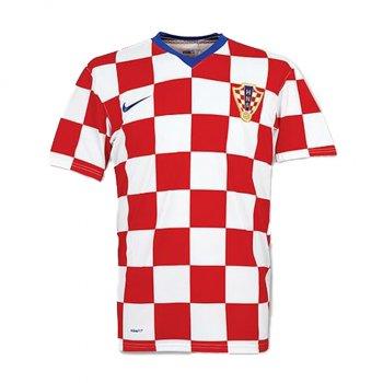 Nike National Team 2008 Croatia (H) S/S