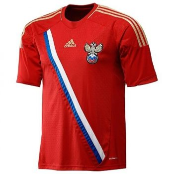 Adidas National Team 2012 Russia (H) S/S X12073