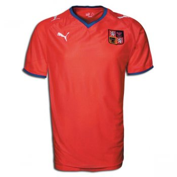 Puma National Team 2008 Czech Republic (H) S/S